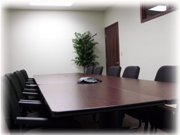 Richland Executive Suites Conference Room
